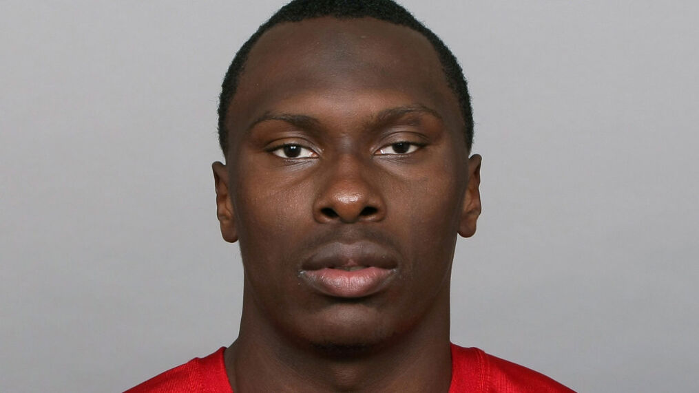 In this handout image provided by the NFL, Phillip Adams poses for his NFL headshot circa 2010 in San Francisco, California. (Photo by NFL via Getty Images)