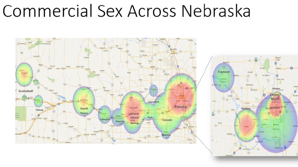Prostitutes in Omaha