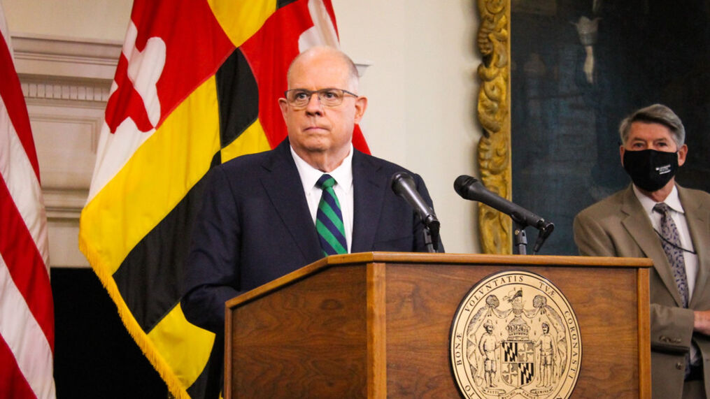 Mon Jan 11 2021 5 pm - Brad Bell - Hogan announces more financial assistance for Maryland