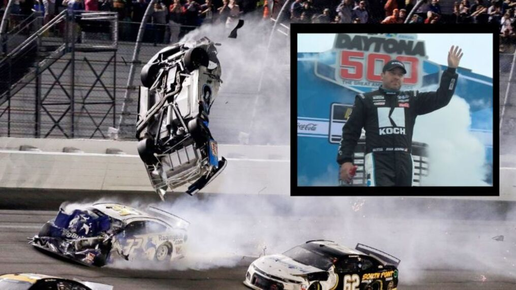 Ryan Newman Hospitalized In Serious Condition After Horrific Crash At Daytona 500 Wcti