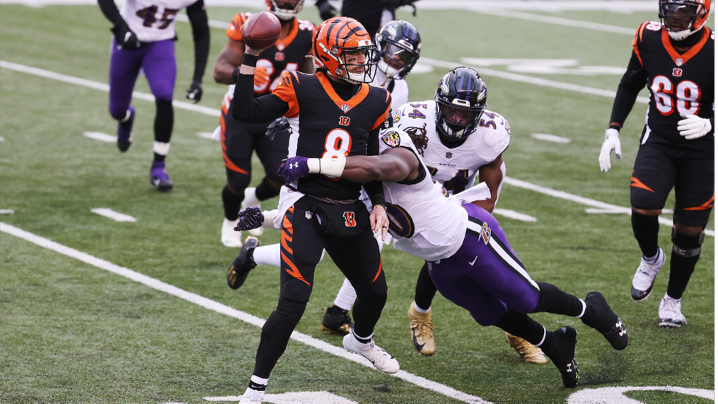 Bengals look to improve next season after loss to Ravens in season finale |  WSYX