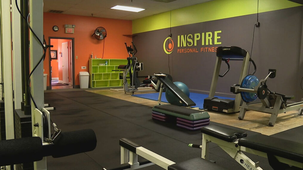 Online Fitness Instruction Helps Asheville Gym Survive Covid 19 Wlos