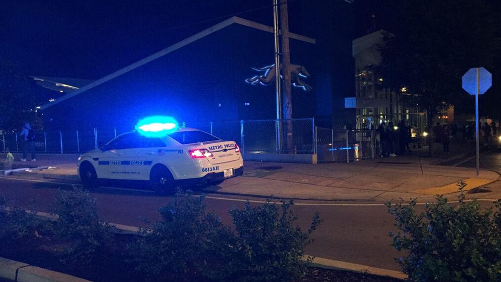 1 Shot Near Greyhound Bus Station In Nashville Wztv