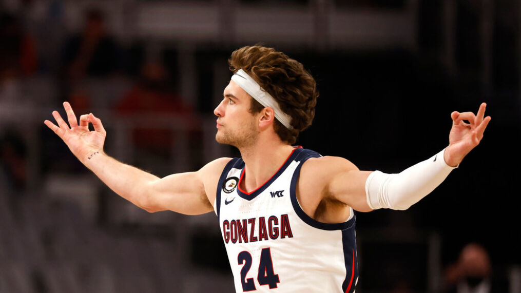 NCAA Tournament: Undefeated Gonzaga Bulldogs fighting for basketball  immortality | KOMO