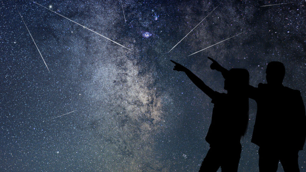 How And When To Watch The Best Meteor Shower Of The Year This Week Kutv