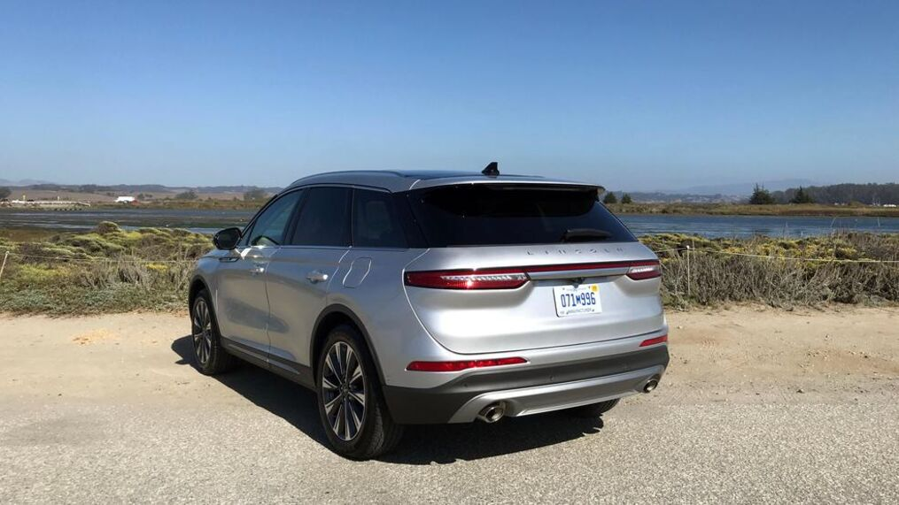 5 things to know about the 2020 Lincoln Corsair | KRXI