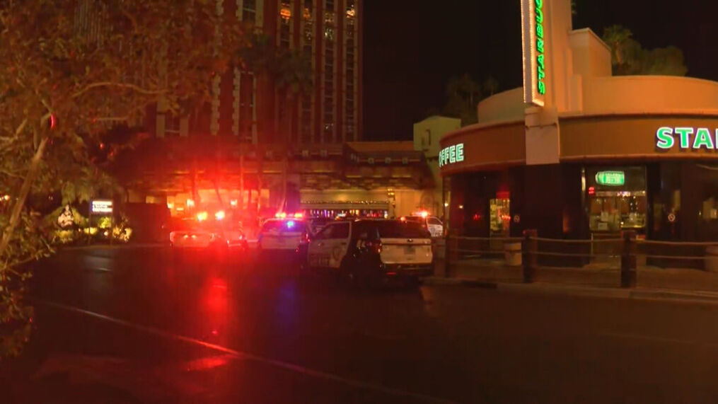 Barricade Situation Concludes At Treasure Island Hotel Room Ksnv