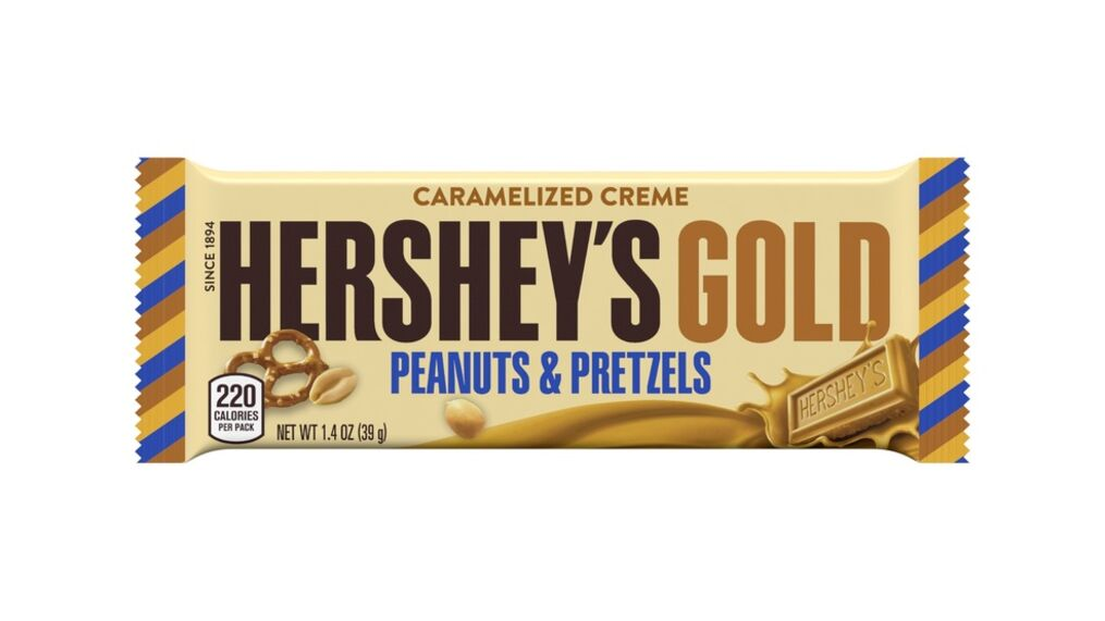 Hershey S Introduces Candy Bar With No Chocolate Wjar