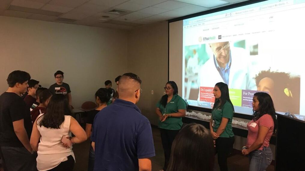 El Paso Teens Get Lesson About Drinking Kdbc