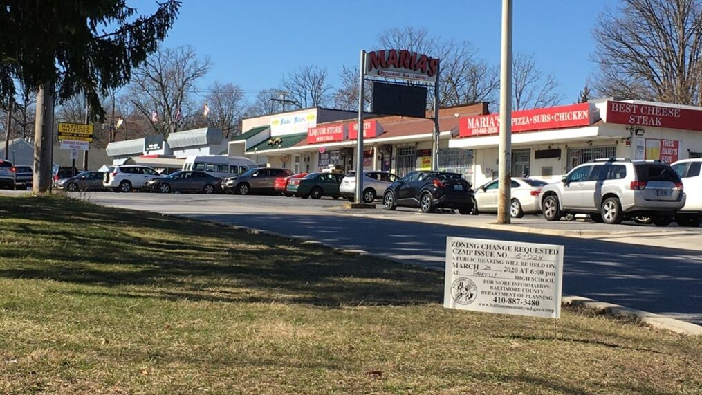 Royal Farms Requests Zoning Change To Build New Parkville Store Wbff
