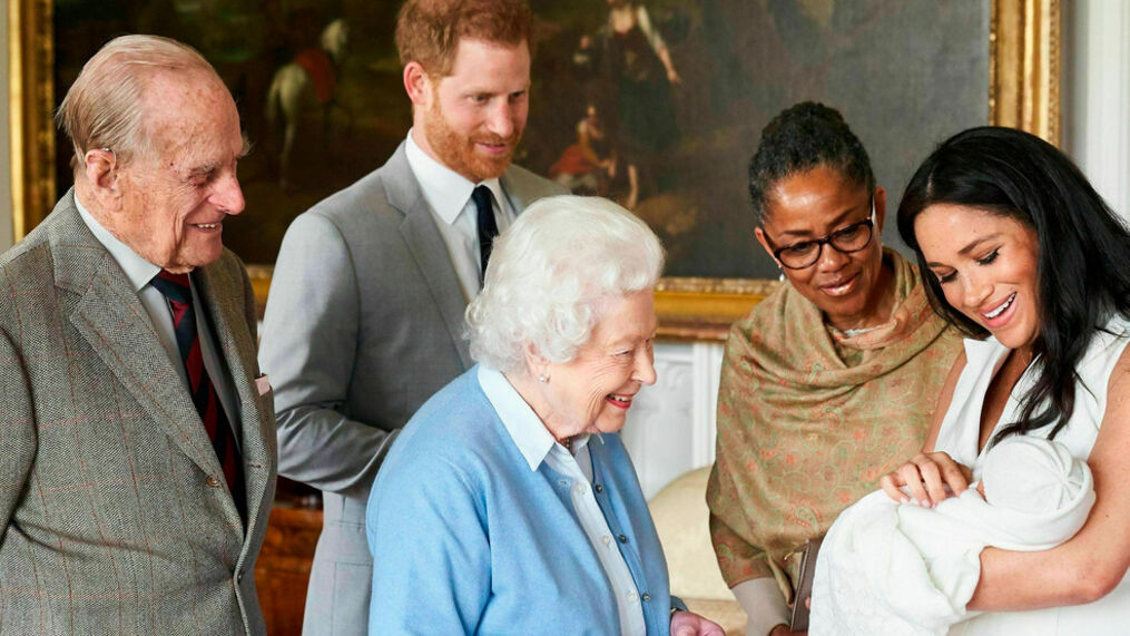 Why is Harry and Meghan's son Archie not a prince? | WHAM