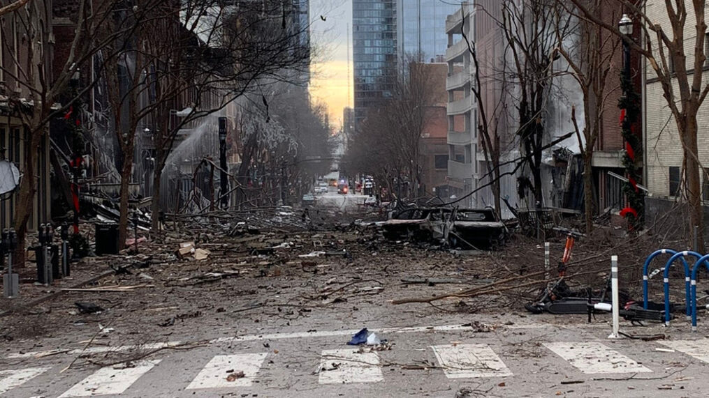 Nashville Mayor says he has not heard from President Trump after Christmas Day bombing. PHOTO: NFD