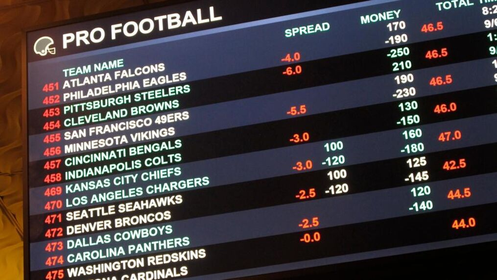 Inside betting nfl off track betting locations louisville ky jobs