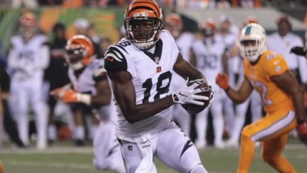 LOOK: Bengals, Texans to wear Color Rush jerseys Thursday night   WKRC