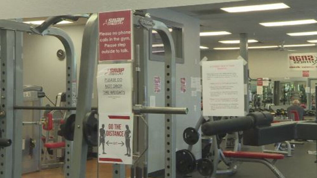 Local Gym Reacts To New Mask Requirement Ktvl
