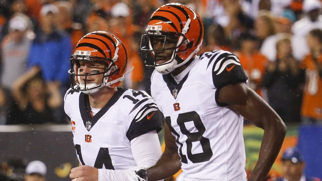 LOOK: Bengals, Texans to wear Color Rush jerseys Thursday night ...