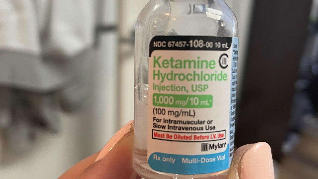 I-Team: Inside psychedelic Ketamine therapy
