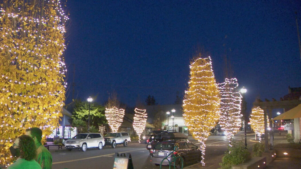 Christmas Lights In Portland, Or 2021 Holiday Light Shows Return To Portland Metro With Covid 19 Modifications Katu