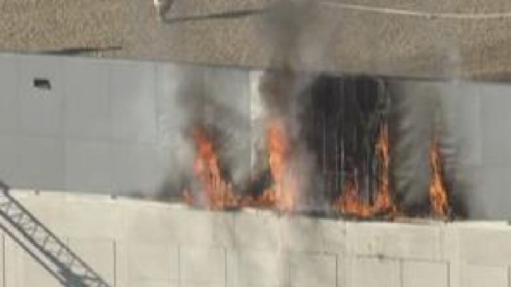 Marlo Furniture Catches Fire In, Marlo Furniture In Rockville