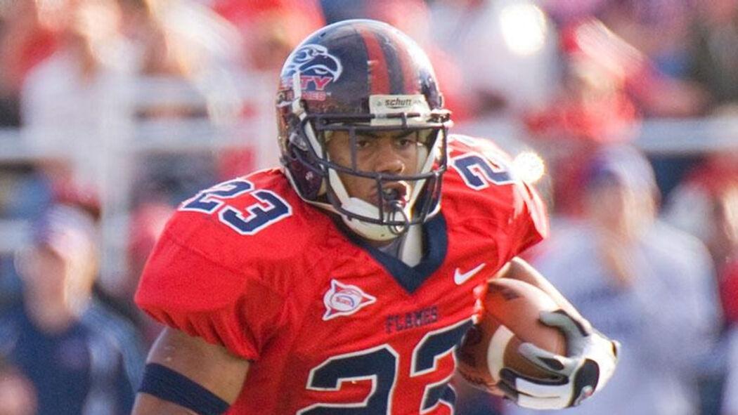 Thu May 07 2020 Liberty University to retire Rashad Jennings' jersey
