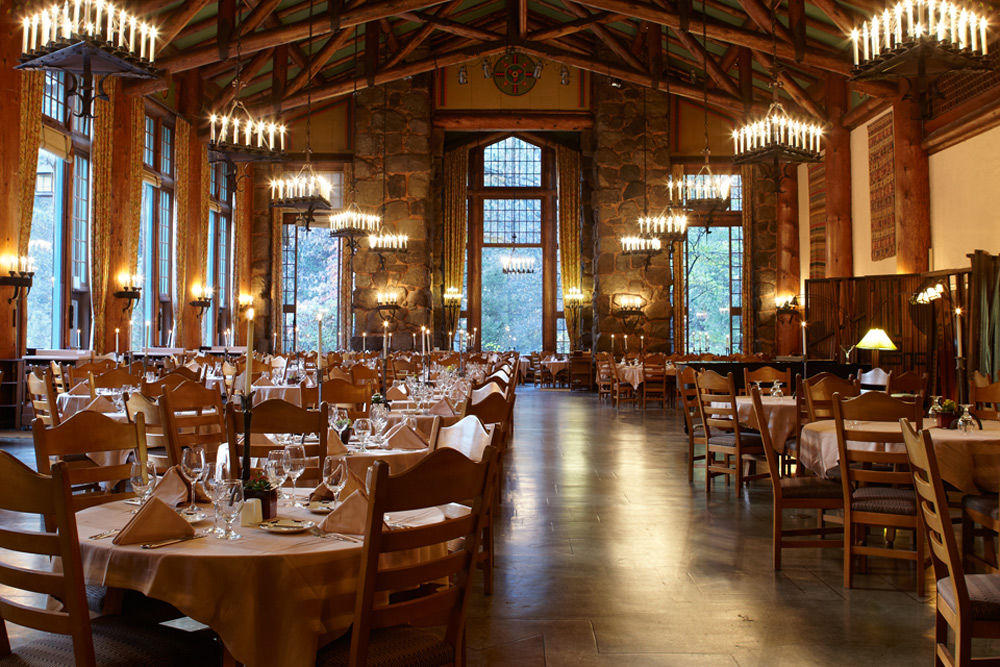 { }The Majestic Yosemite Hotel will once again be called the Ahwahnee Hotel (Courtesy Ahwahnee Hotel)