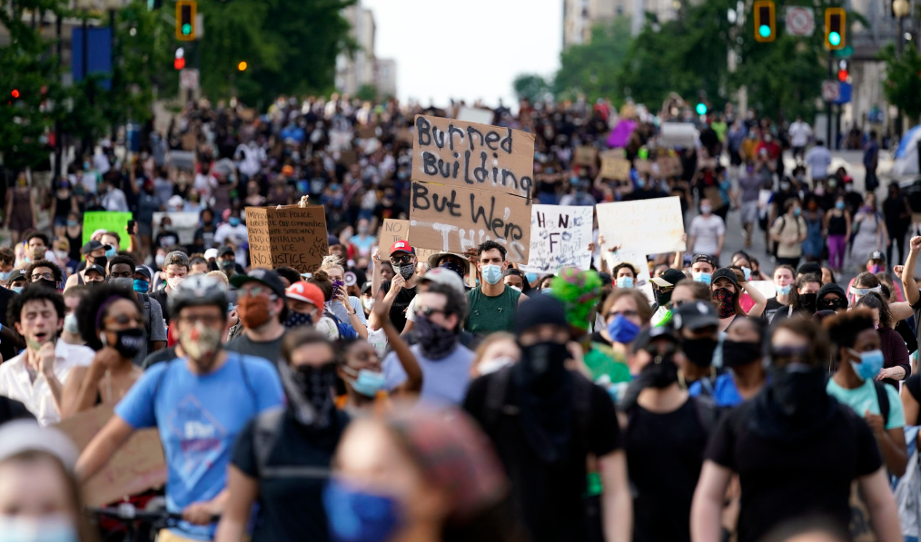 Portland, Oregon, city of protest, reels from nightly chaos |Minneapolis Protests Washburn