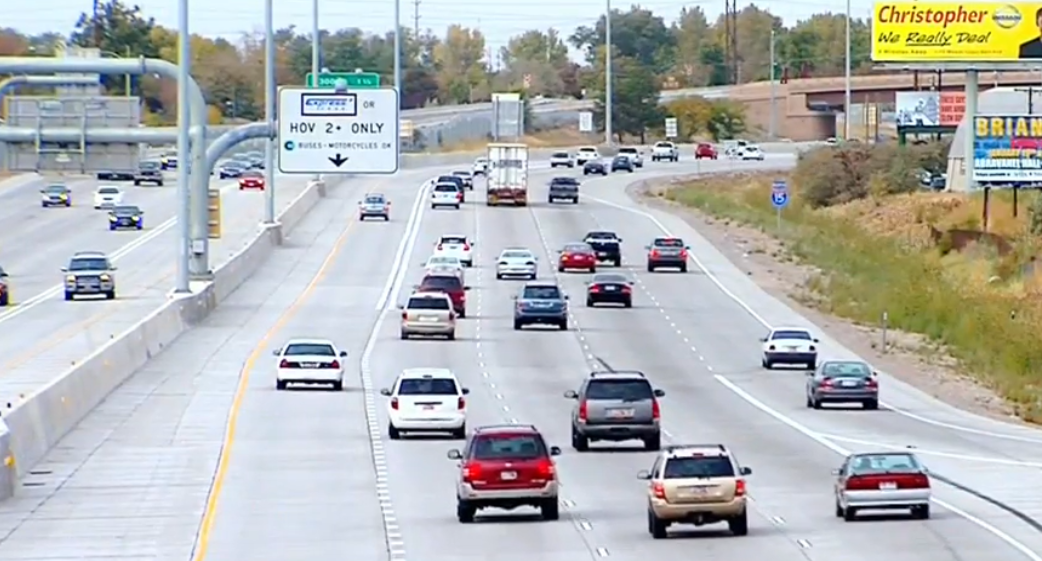 Heavy freeway delays expected on I-15 and 1-80 during Father's Day weekend. (KUTV)