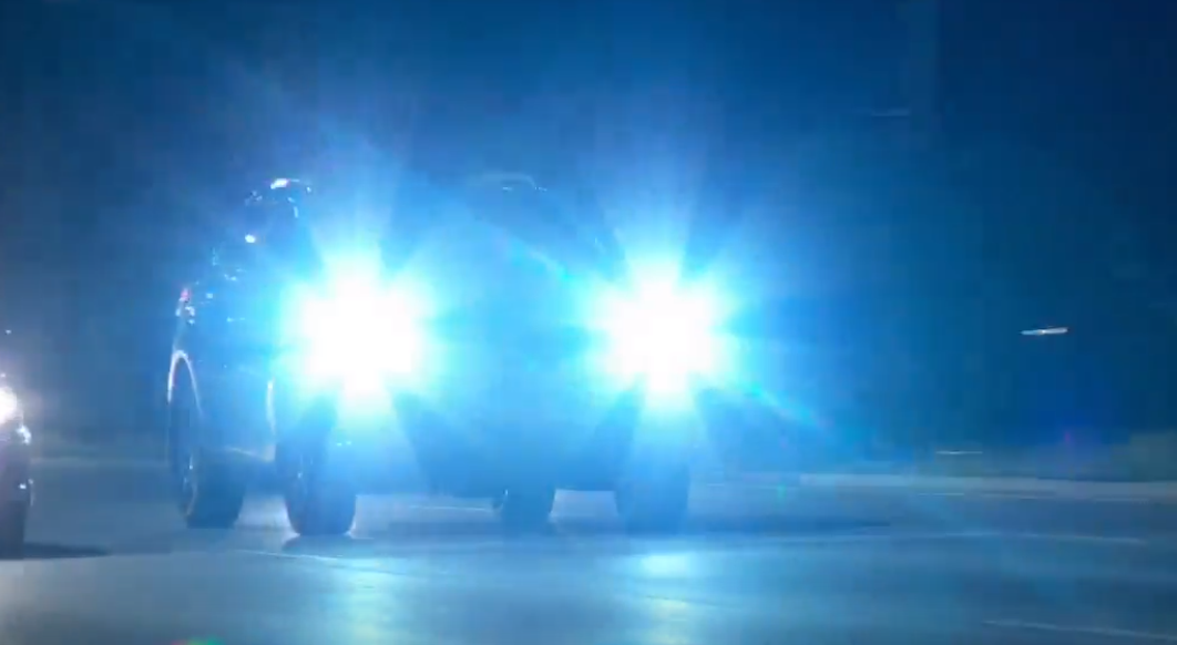 "A study from the U.S. Department of Transportation found that 88% of drivers noticed headlight glare with 31% saying the glare is ""disturbing."" It's also a difficult problem for law enforcement to do anything about. (Photo: KUTV)"