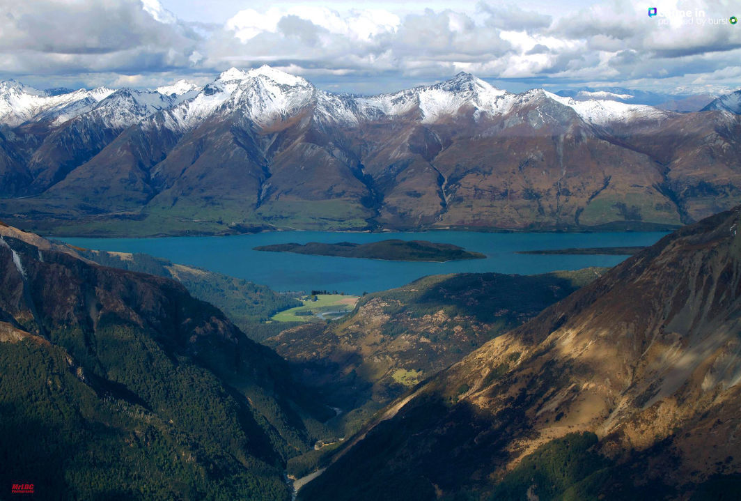 New Zealand, for World Photography Day.  (Photo: Larry D. Curtis / KUTV)