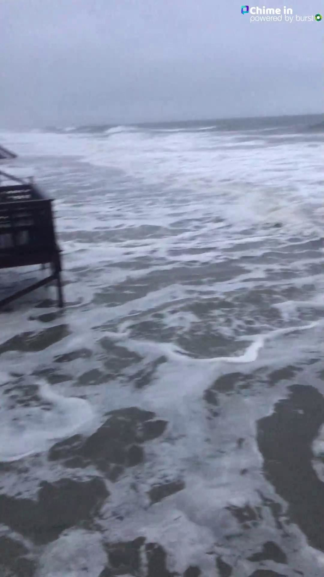 PHOTOS & VIDEOS: Hurricane Isaias floods Grand Strand | WOAI