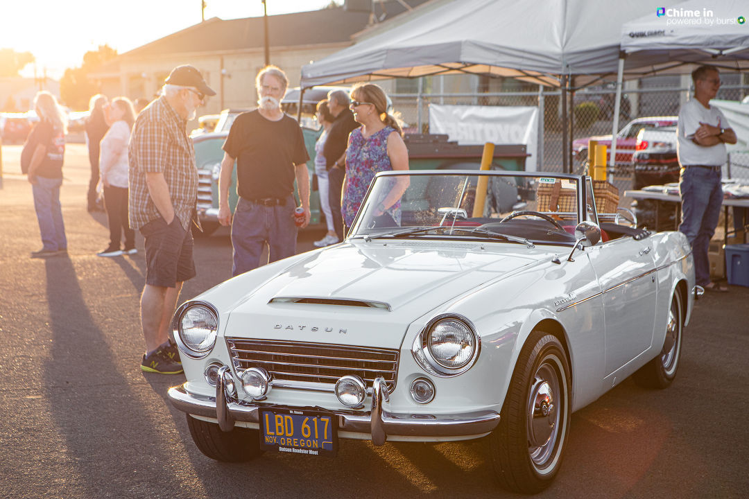 """From burnout competitions, to drag racing, and a multitude of car shows; Graffiti Weekend has it all,"" Ross Steensland said. Steensland shared photos via the Chime In tab on our website. We would love to see your photos, too!"