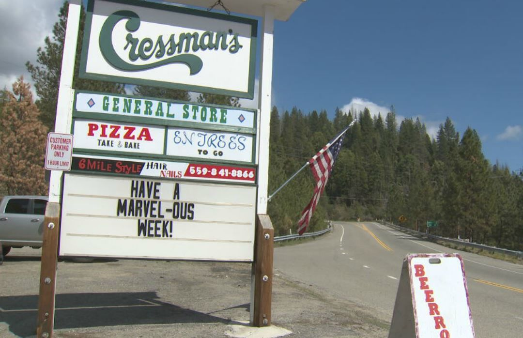 'Captain Marvel' filming begins this week at Shaver Lake (FOX26)