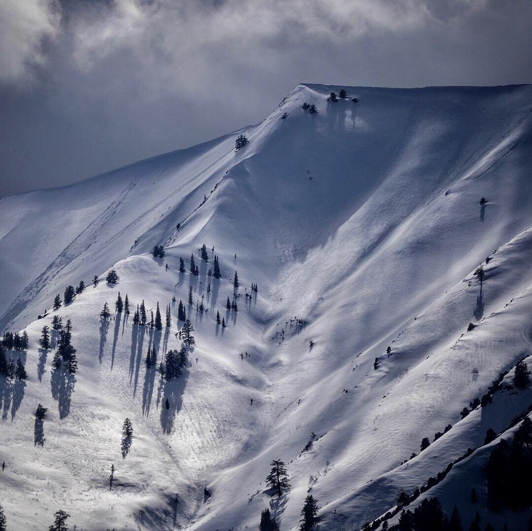 The Utah Avalanche Center is warning people about the considerable danger of avalanches in Utah's backcountry as the weather gets warmer. (Photo: Utah Avalanche Center)