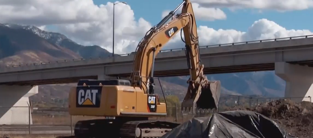 City leaders in Ogden say the old Swift building's days are numbered. With the EPA-directed cleanup nearly complete, demolition is the next item on the agenda. (Photo: KUTV)