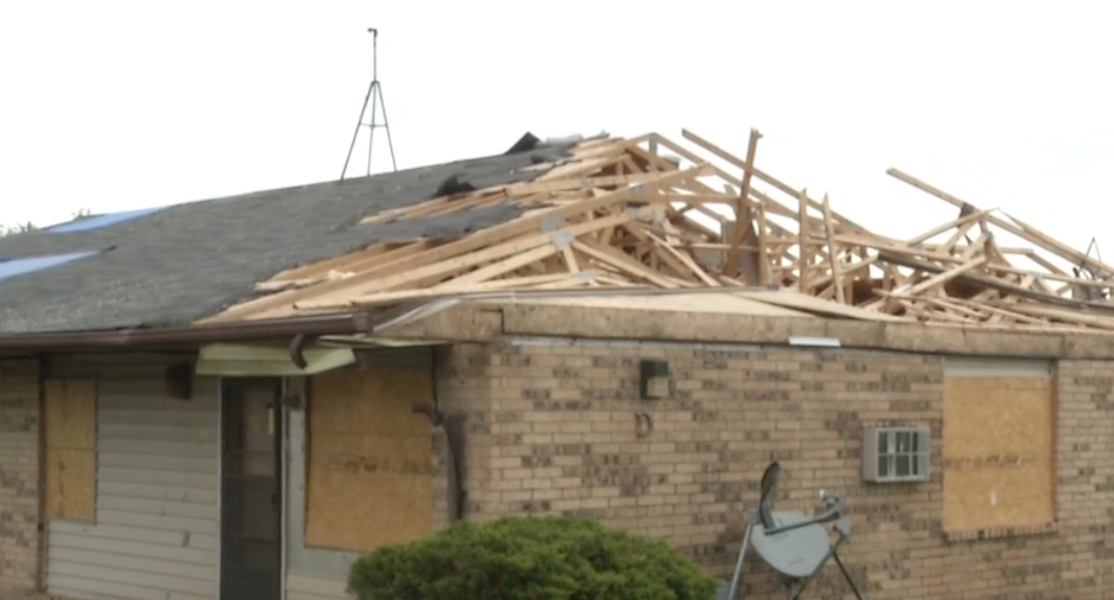 They looked at 137 different structures in the area. (Ashley Eddy/KRCG 13)