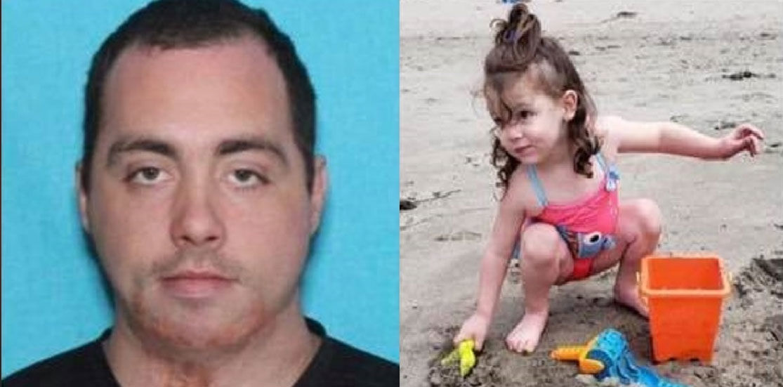 Sean Michael Moss, 29, and his daughter, Madison Moss were reported missing on Monday, August 12 at 10:18 a.m. (DCSO image)