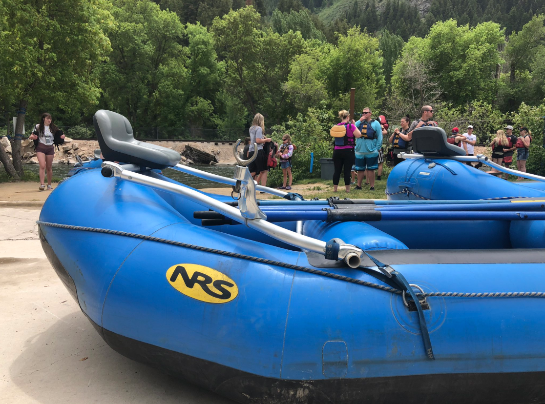 Some rafting companies along Utah rivers are having the worst start to their season in decades. (Photo: Michael Locklear/ KUTV)