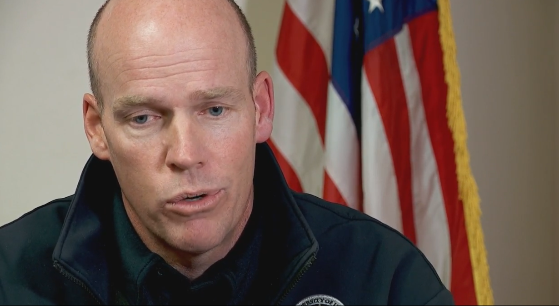 University of Utah police Chief Dale Brophy announced Tuesday he will retire from law enforcement later this year. (Photo: KUTV FILE)