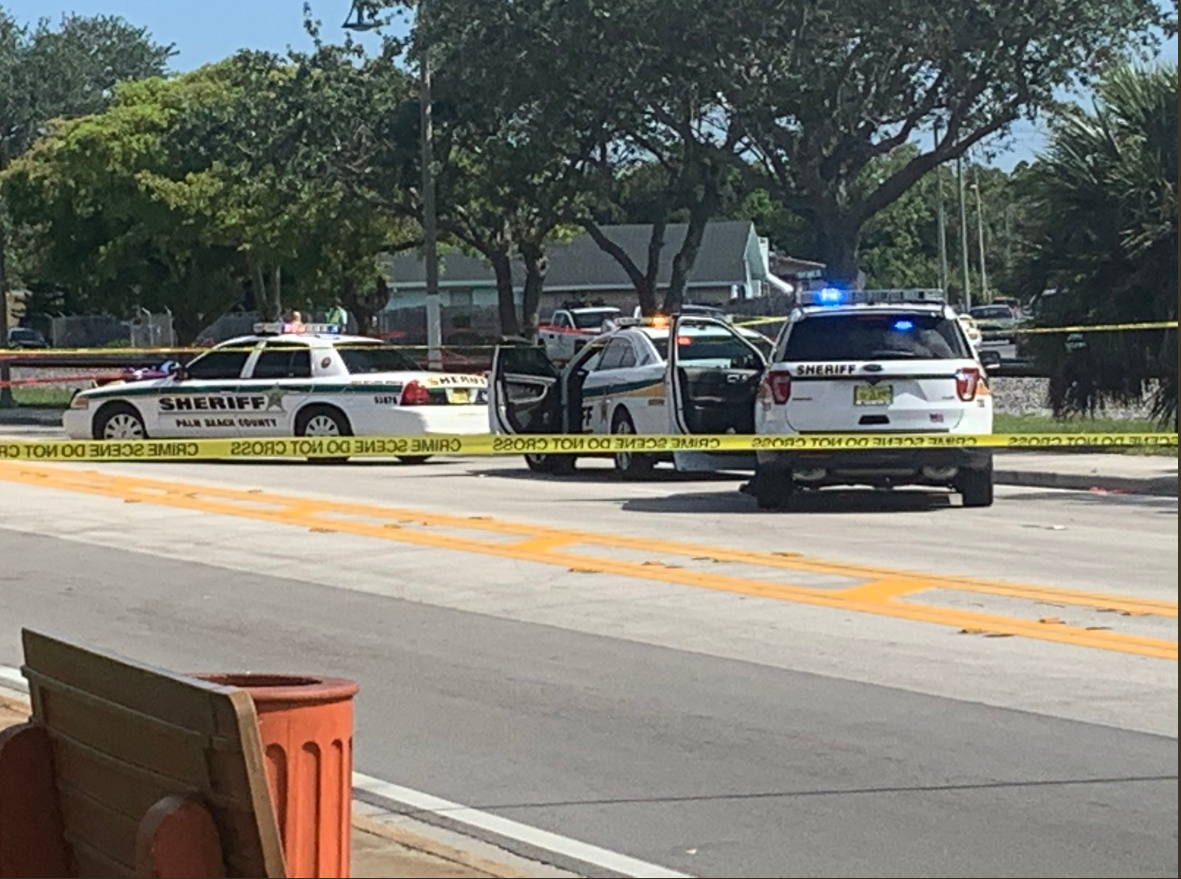 Person hit and killed by train in Lake Worth Beach (WPEC)