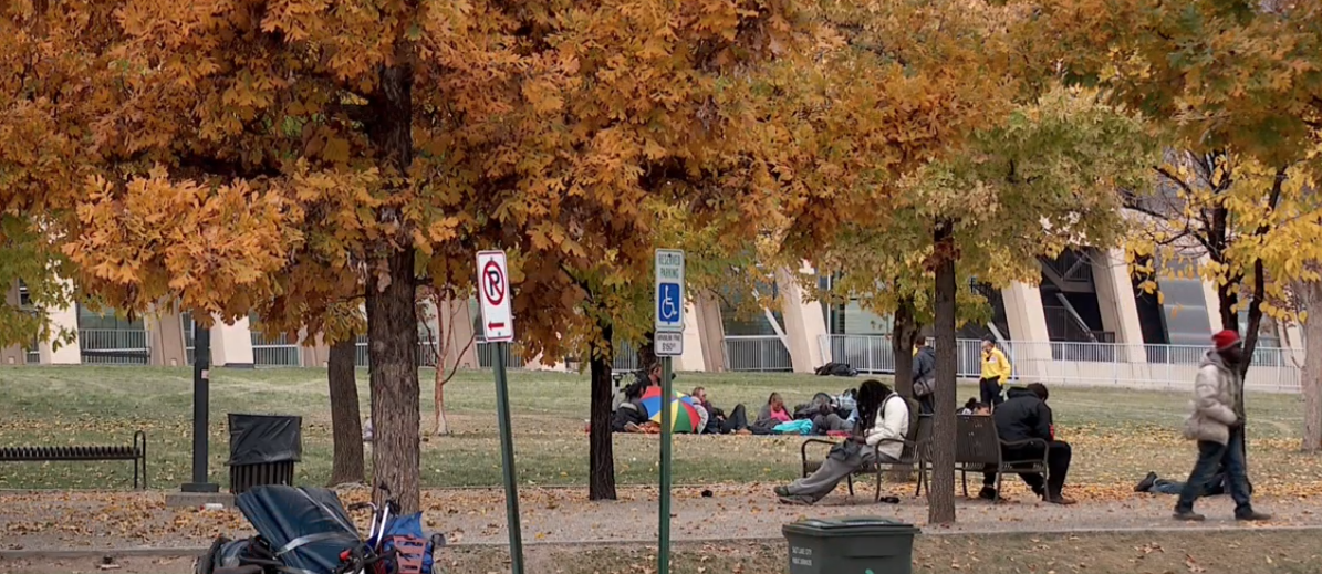 Spencer Cox calls for 'urgent' homelessness meeting with city and state leaders (Photo: KUTV)