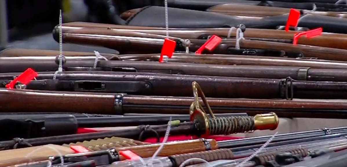 Study: Gun sales in Utah grew faster than any other state over the past decade. (File photo: KUTV)