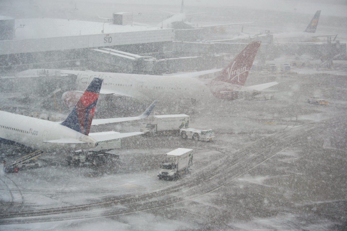 Sea-Tac cancels more than 300 flights (PHOTO: Sea-Tac Airport)