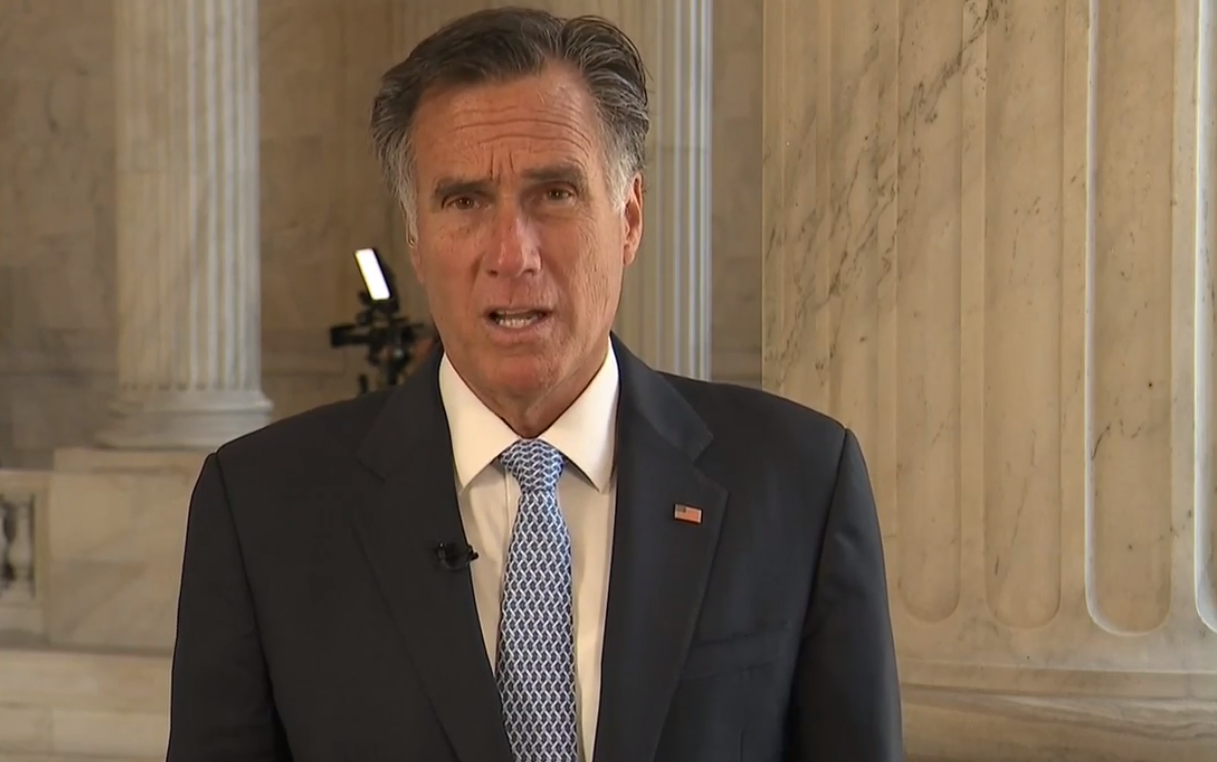 "Sen. Mitt Romney, R-Utah, confirmed late Sunday night that he is behind the Twitter account named""Pierre Delecto,"" which he says he used to be a ""lurker"" on social media for the past decade, according to The Slate. (Photo: KUTV)"