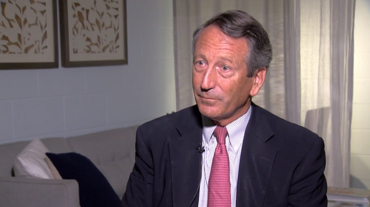 Mark Sanford is running for president (WCIV)