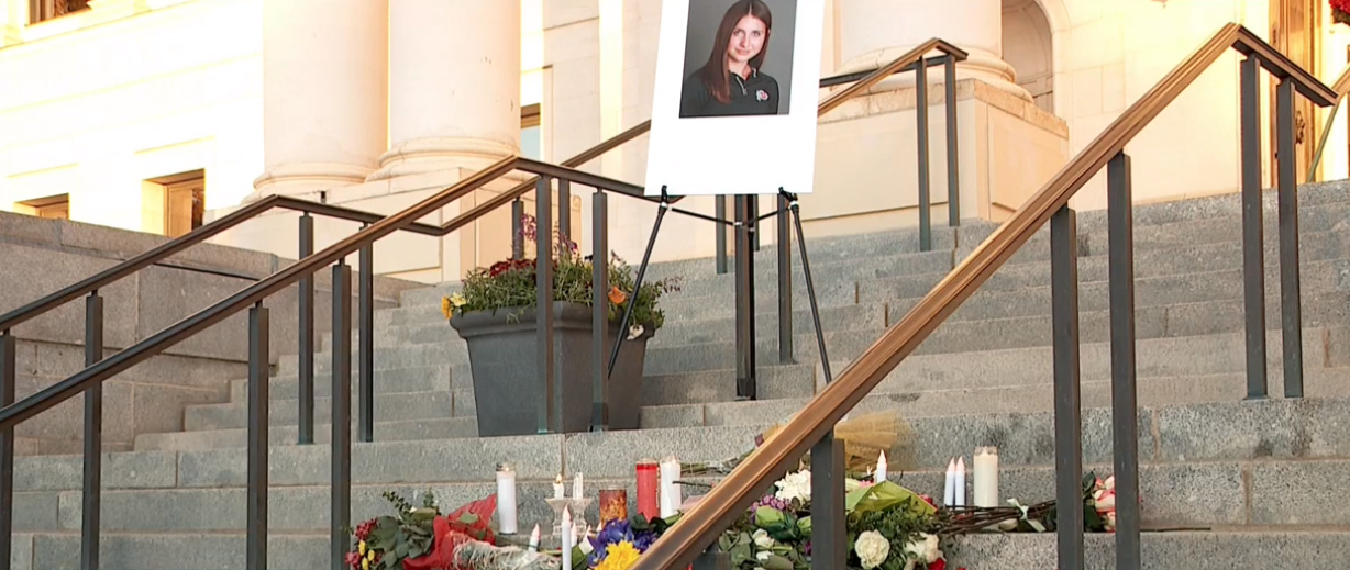 At the anniversary of her murder, those who knew Lauren McCluskey reflect on her life (Photo: KUTV)