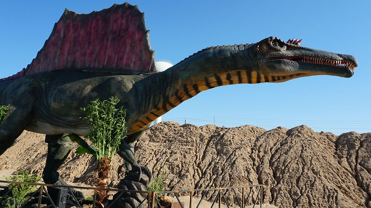 Jurassic Quest will be a drive-thur experience for 2020 at Coney Island (Jurassic Quest)