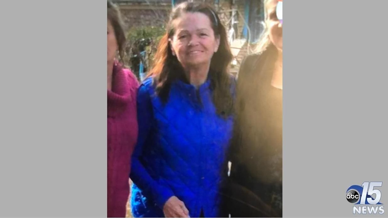 Marianne Cecilia Marsh went missing from her Conway home on Friday (HCPD)<p></p>