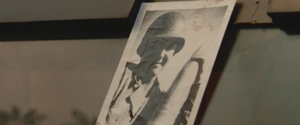 A Roy man found some items that were not his, treasures from a soldier's service, but he is hoping to return the items to his rightful owner. (Photo: KUTV)