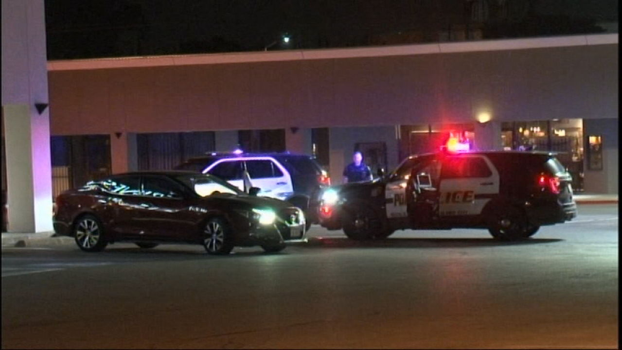 A woman leaving a store at the North Star Mall gets a shocking surprise when she returns to her car. (SBG San Antonio)