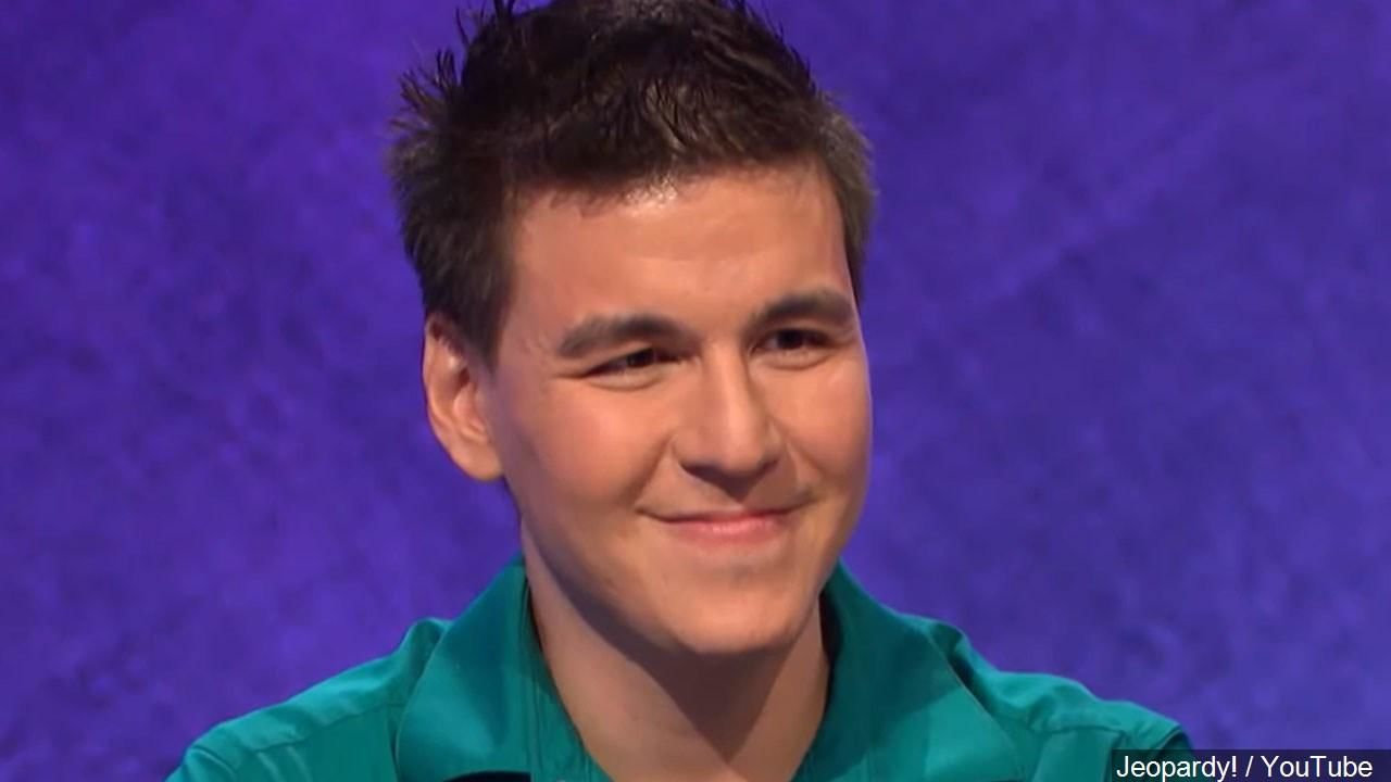 'Jeopardy!' champ out of World Series of Poker in Las Vegas (Photo: Jeopardy ! / YouTube)